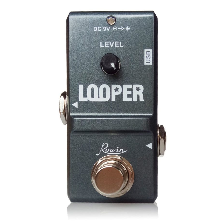 Best Guitar Looper Pedals For Live Performance(And Otherwise)