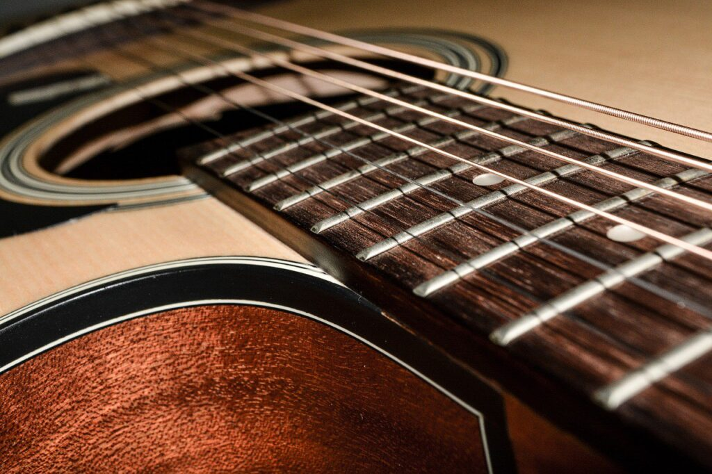 Best Acoustic Guitars Under $2000