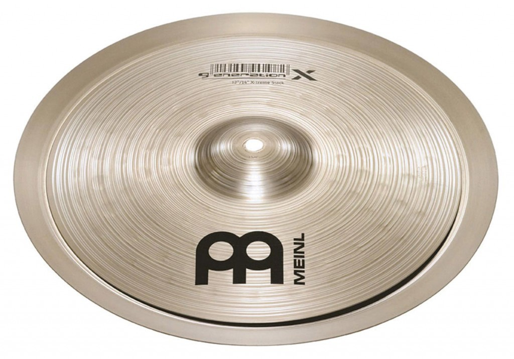 Stacked Cymbals